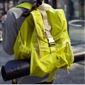 Lululemon Best Practice Gym/Yoga/Travel Backpack